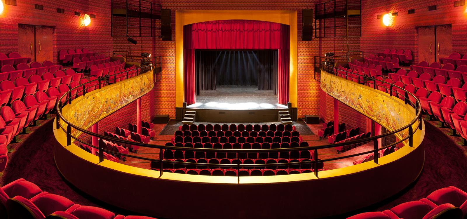 photo theatre casino barrière enghien les bains
