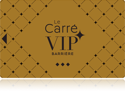 Carte Black Barriere.Le Carre Vip Barriere