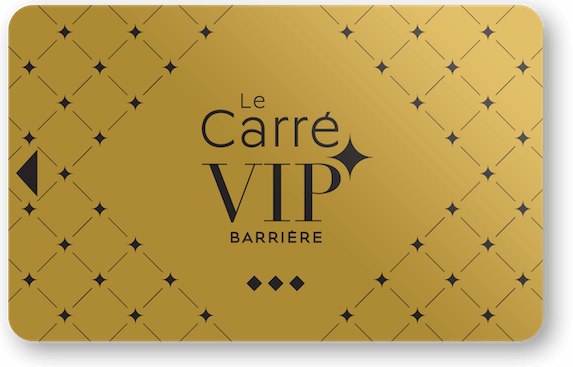 Carte Black Barriere.Programme Le Carre Vip Casinos Barriere