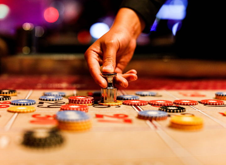 Roulette anglaise casino barriere