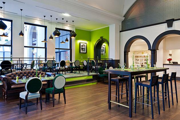 La for t brasserie cuisine r gionale plats for Restaurant le jardin touquet